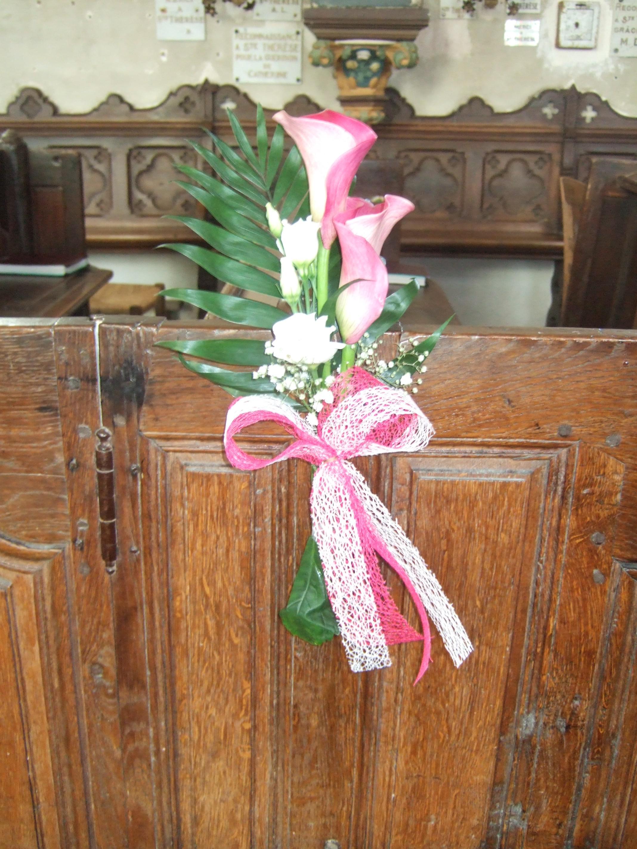 Mariage prestations fleuriste yvetot l 39 art for Decoration yvetot